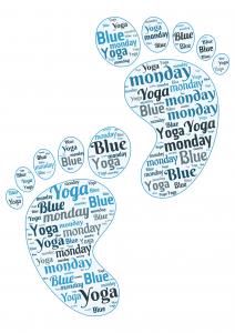 blue monday yoga