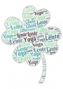 Lente yoga in Deventer en omgeving