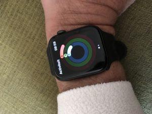 yoga iwatch activiteit app