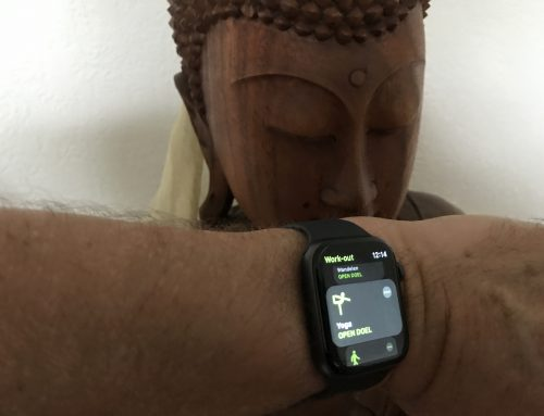 Watch 4 yoga work-out review Apple Watch
