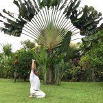 schouder yoga en nek
