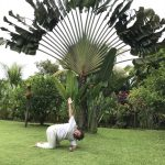 schouder yoga