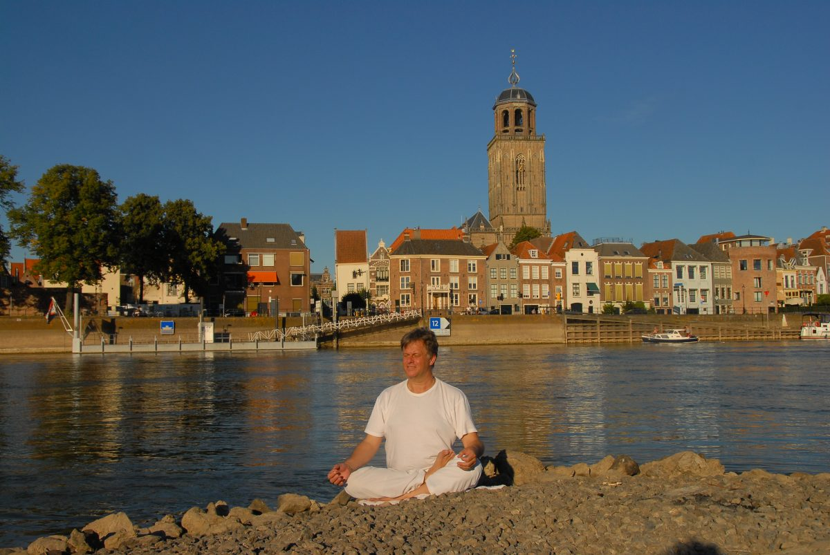 een yogaleven in Deventer