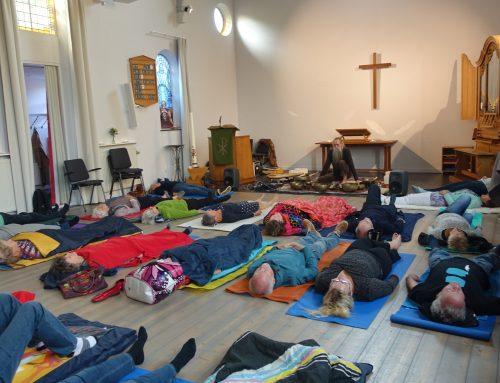 Spiritueel Deventer en yoga