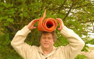 priveles yoga, ik zog ook voor de yogamat