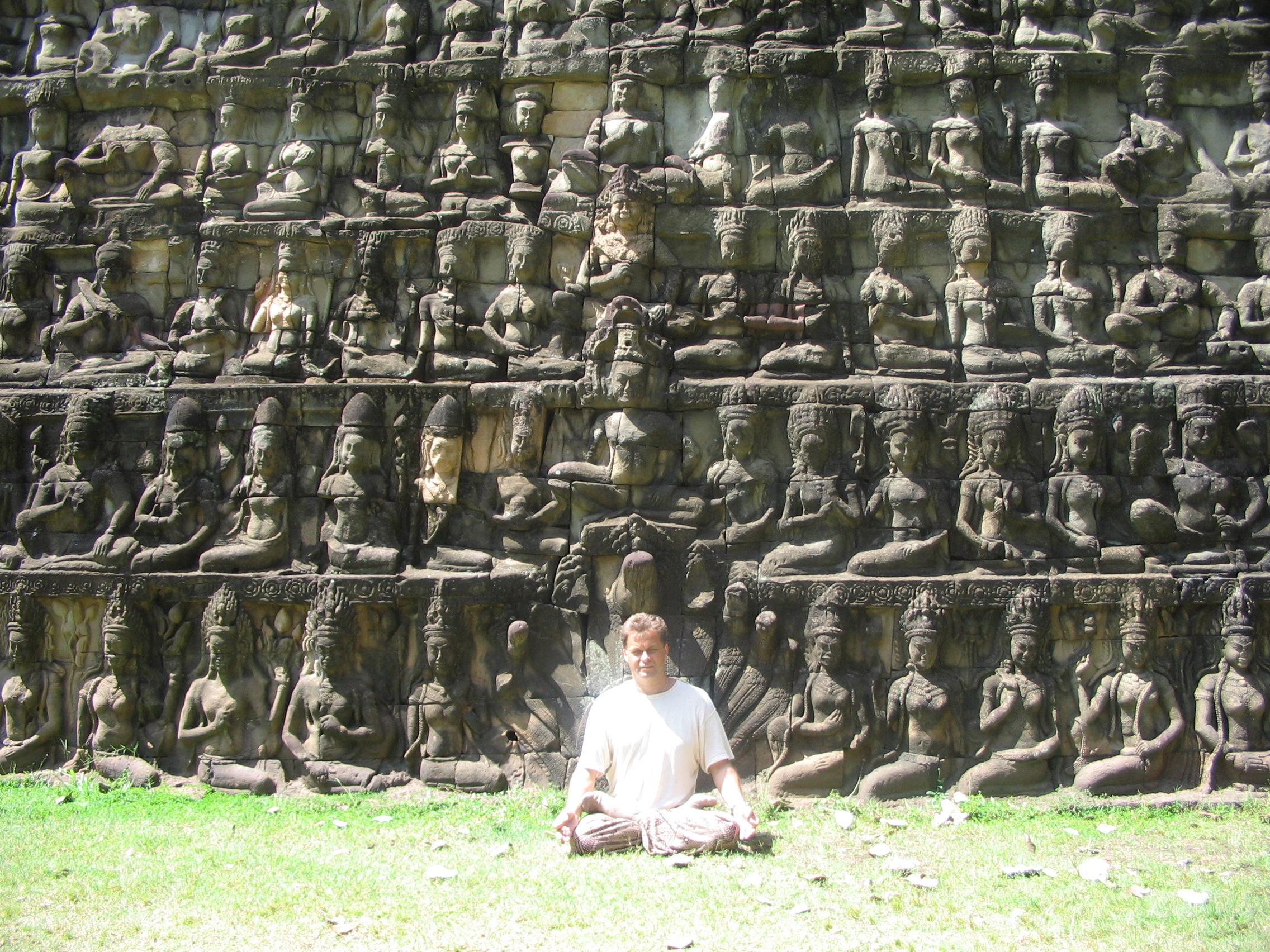 tempel en yoga
