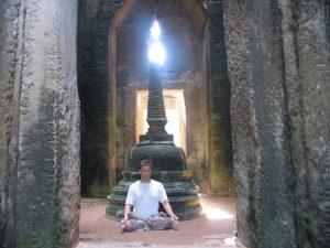 anti pieker yoga en meditatie
