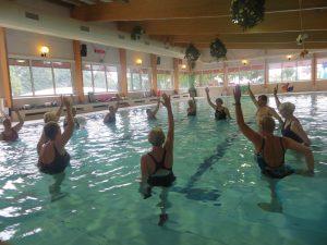 6 x Deventer yoga, wateryoga