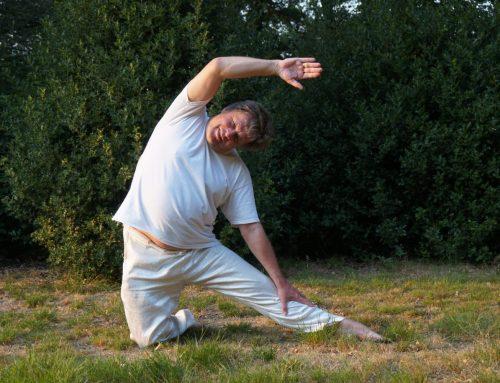 Voelen en navoelen bij yoga