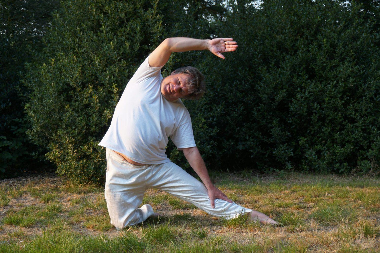 voelen en navoelen bij de yoga